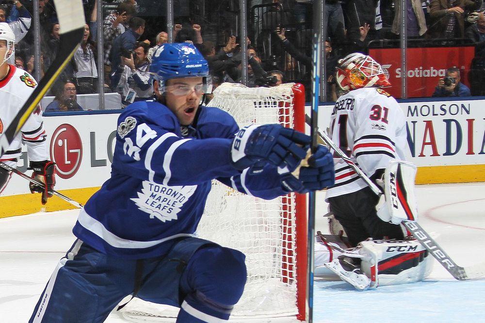 Auston Matthews - Toronto Maple Leafs