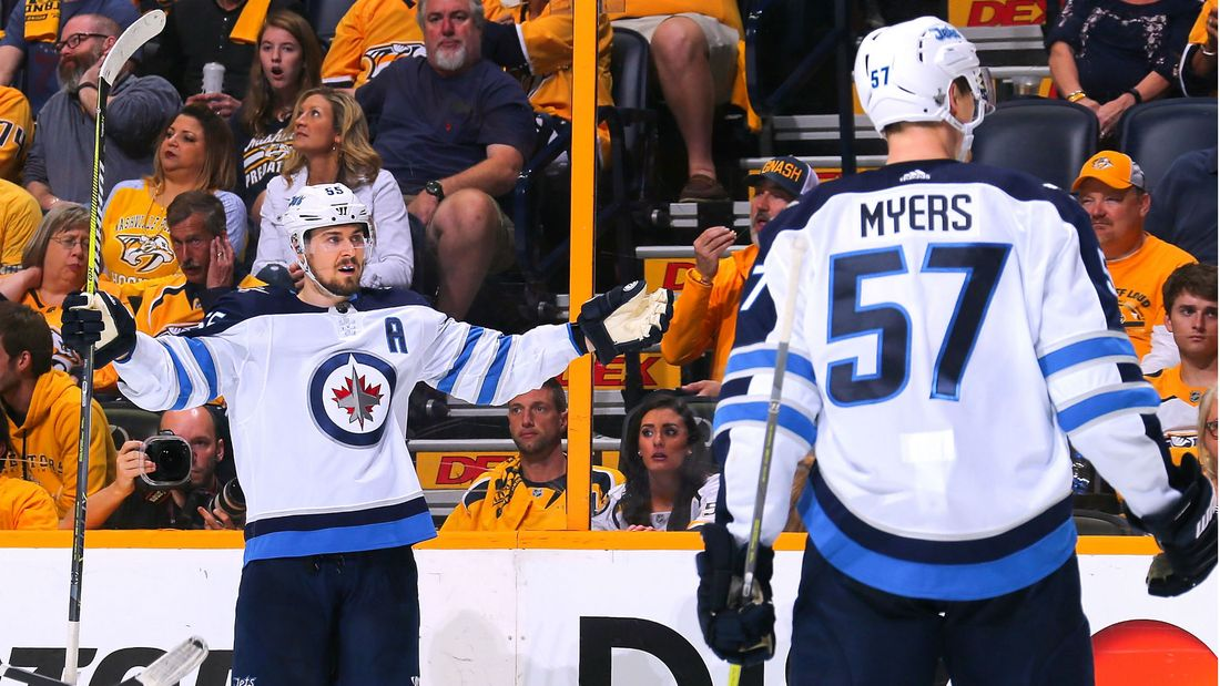 Mark Scheifele - Winnipeg Jets