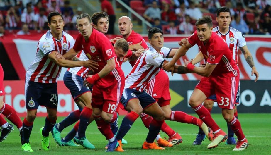 New York Red Bulls vs Chivas Guadalajara