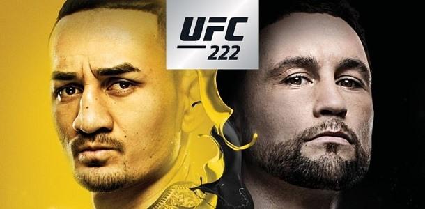 UFC222