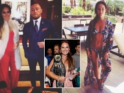 Meet Dee Devlin Conor Mcgregor S Girlfriend